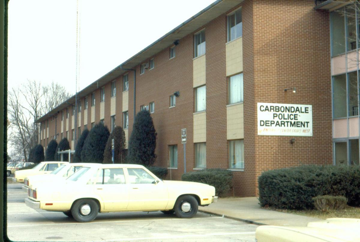 Carbondale Police Building